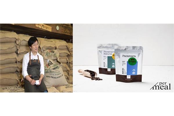 """식탁이있는삶, '커피명가' 브랜드관 오픈 """"집에서 즐기는 인생커피""""에 관한 사진"""